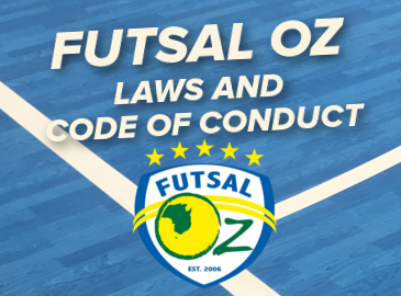 Futsal Oz Laws and Code of Conduct