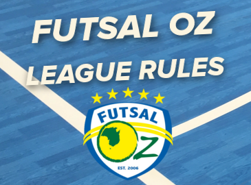 Futal Oz League Rules