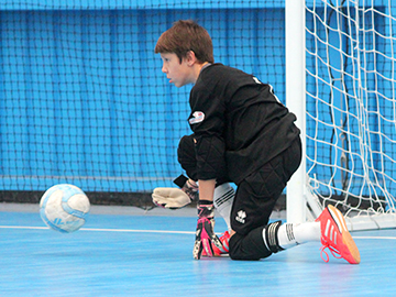 Goal keeper training image 2