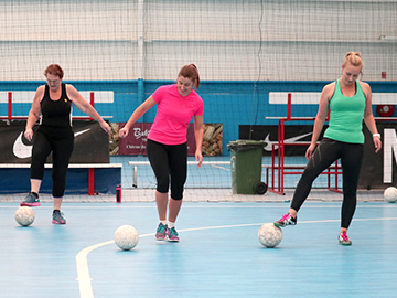 Skills and fitness training image 3