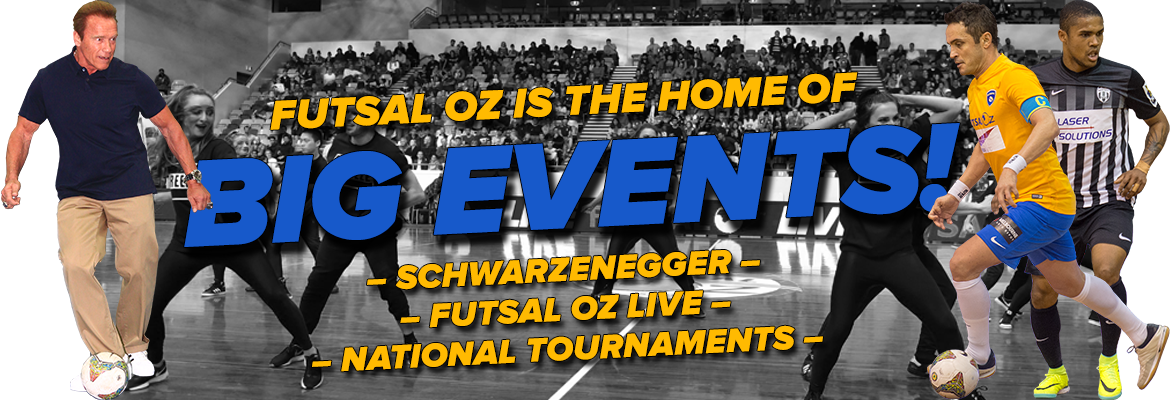 Futsal Oz Events